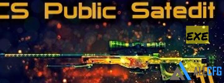 CS Public satedit для CS 1.6
