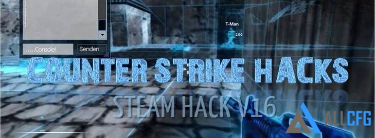 Steam Hack v16