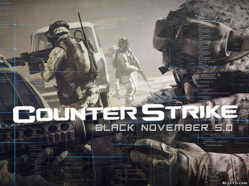 Counter-Strike Black November 5.0